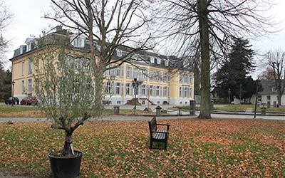 Aktion Teilkraft Preisverleihung auf Schloss Morsbroich in Leverkusen